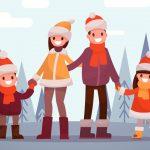 Campanha do agasalho: aqueça uma família que sente frio e tranquilize seu coração!