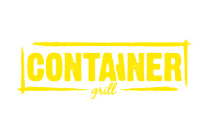 container-grill